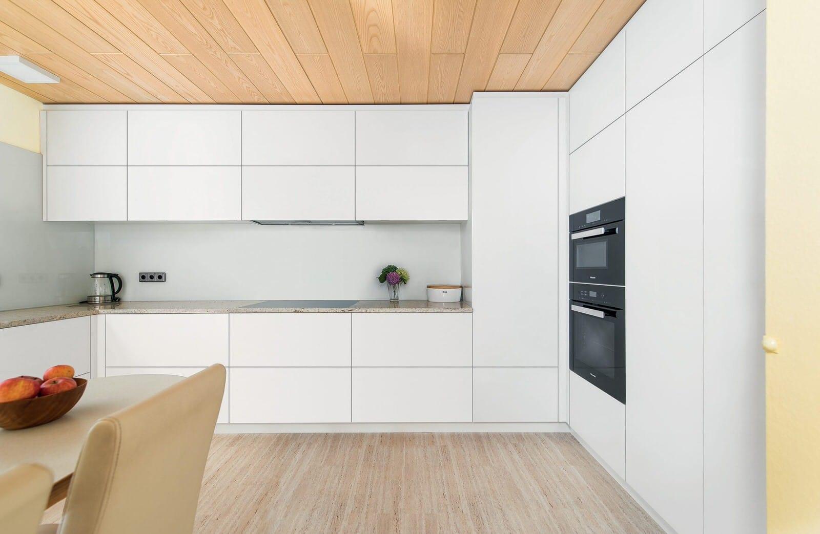 Foto de la renovación de la cocina